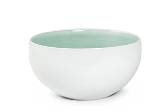 BOWL SOLID GREEN1