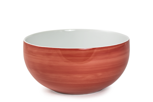 BOWL SOLID RED2